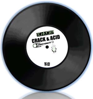 Crack & Acid - Schwere Grippe EP